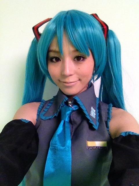 【画像】 平野綾さん初音ミクコスプレを披露!これは完全に天使ですわと話題に