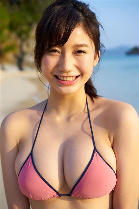 【画像あり】小倉優香とかいう最強のおっぱいを持つグラビアアイドルが誕生したわけだか