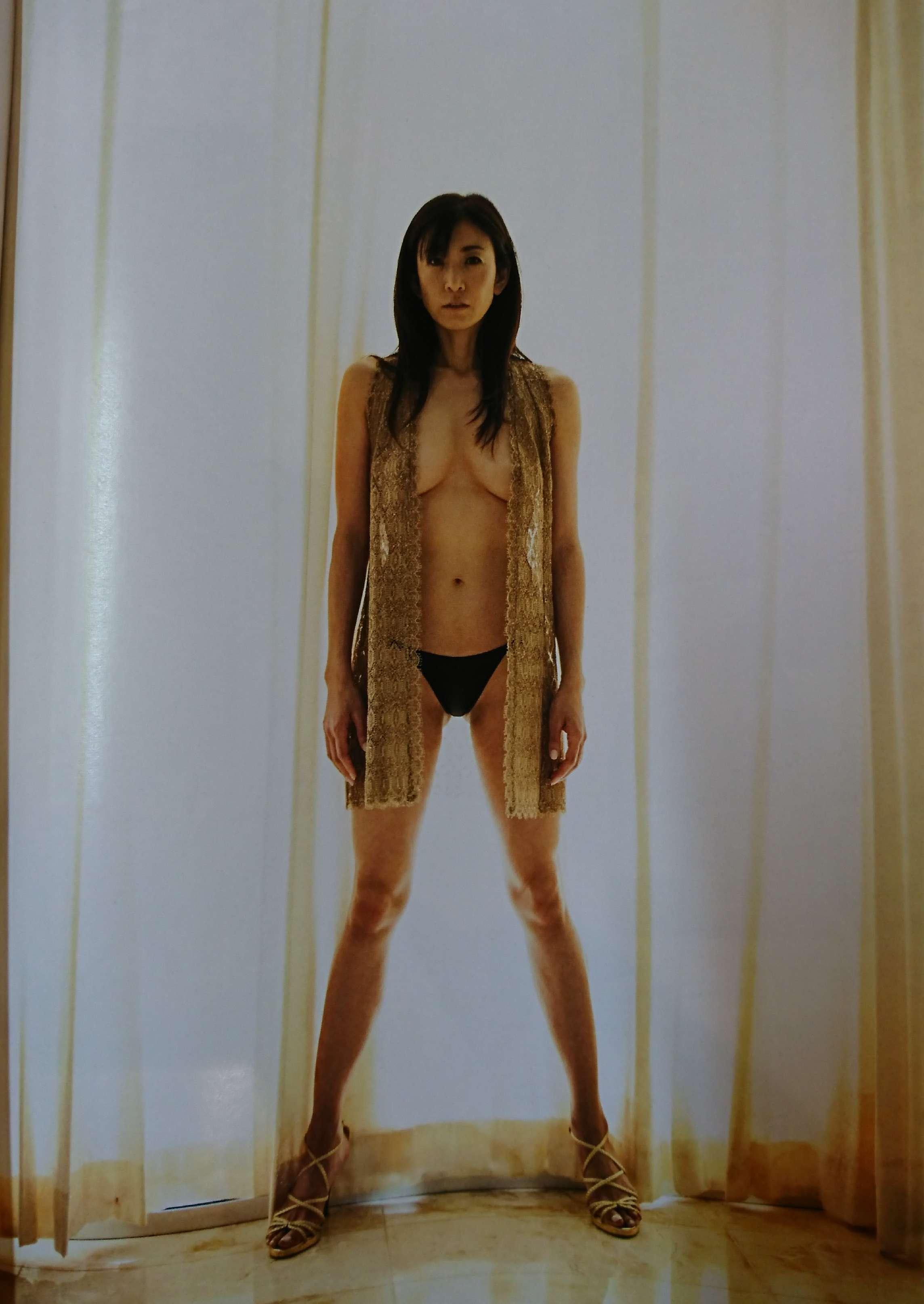 【画像あり】49歳・元「シェイプUPガールズ」中島史恵、今の体も好き 9年ぶりのDVD