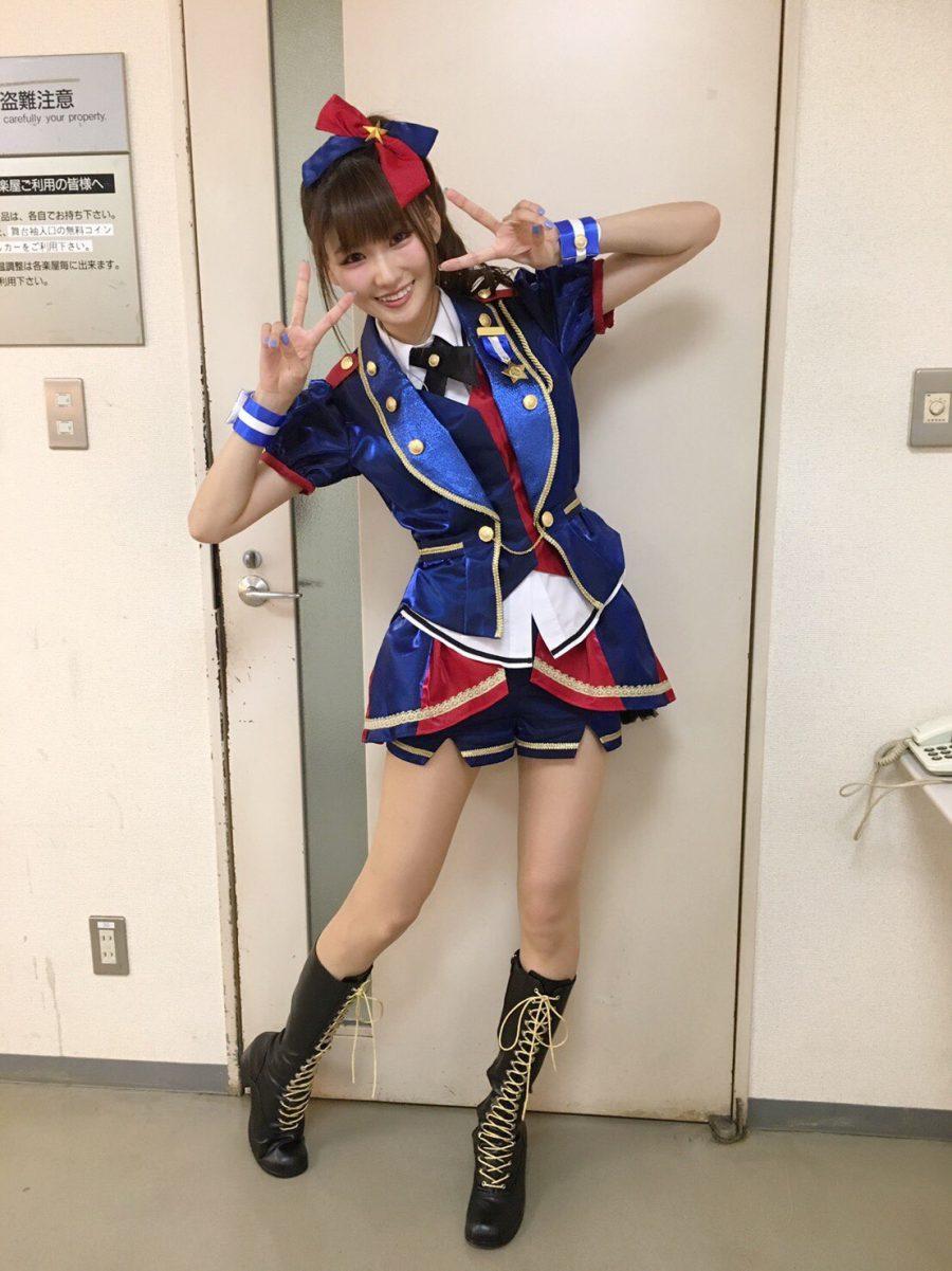 【画像】声優・渡部優衣さんのスタイルの良さ!!太ももエッッッwwwwwwwwwwwwwwwww
