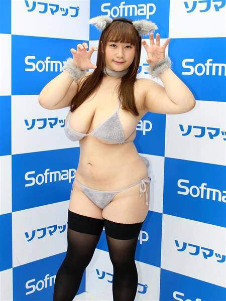 【朗報】ギリギリヤれる女、ついに見つかる(画像あり)