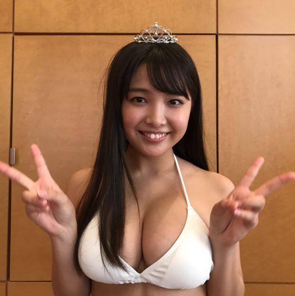 【朗報】エチエチ爆乳女子高生(16)、寺本莉緒ちゃん発見される!!!