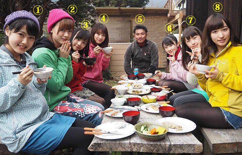 【画像】童貞さん、美少女たちの中で6を選んでしまうωωωωωωωωωωωωωωωω