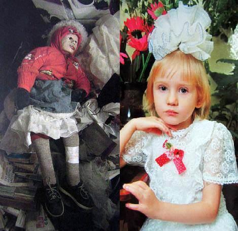 【悲報】ロシアのロリコンさん、ガチでヤバい「お前も蝋人形にしてやろうかー!!」