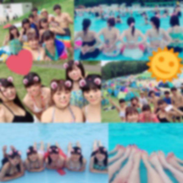 【画像】巨乳JK「友達とプール行ってきたよ!(パシャ」←ちょw、おま
