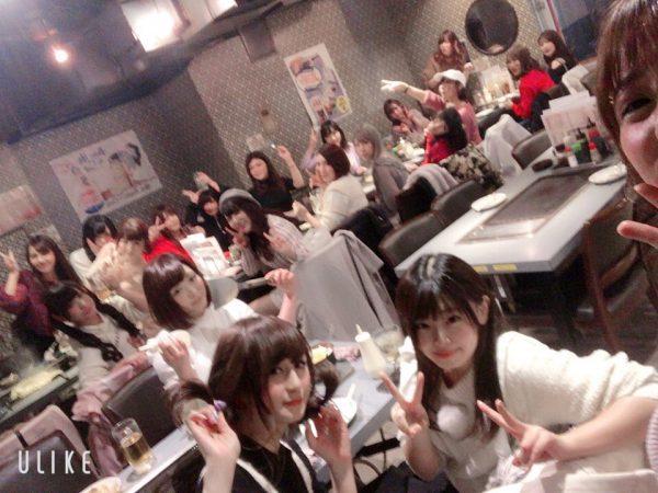 【画像】AV女優が集まって忘年会を開く 豪華すぎだろ!