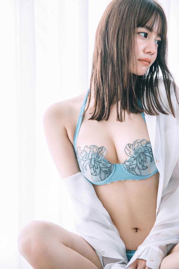 【画像】堀北真希さんの妹 NANAMI、下着姿を解禁wwwwww