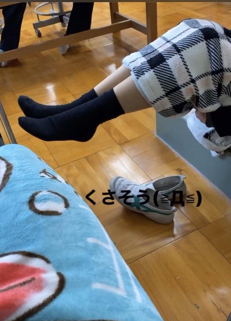 【三次画像】くさそうな靴下の画像貼るで🙋