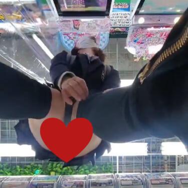 【動画あり】女の子のパンツ盗撮動画wwwwwww